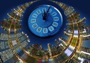 http://pixabay.com/en/city-skyline-clock-time-291100/